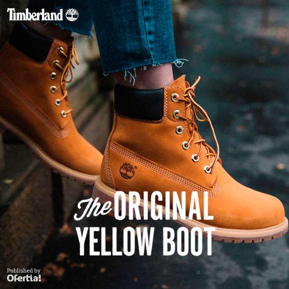 Ofertas de Timberland, The Original Yellow Boot