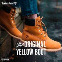 The Original Yellow Boot