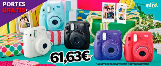 Ofertas de Miró, Fujifilm