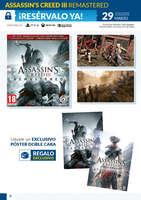 Ofertas de GAME, Regalos exclusivos