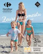 Ofertas de Carrefour, Zeure uda amestu