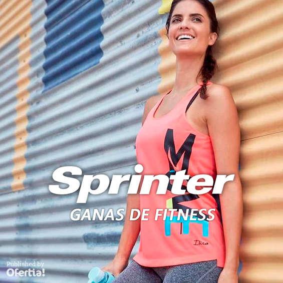 Ofertas de Sprinter, Ganas de fitness