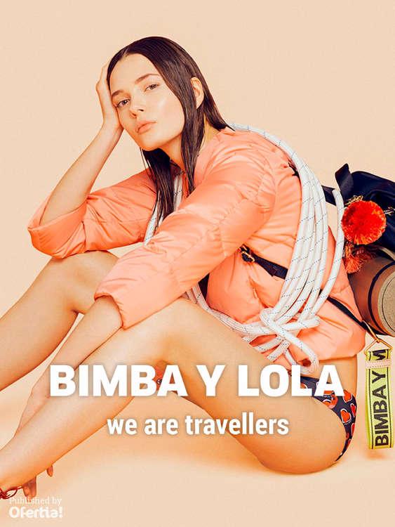 Ofertas de Bimba & Lola, We are travellers. Bimba y Lola