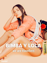 We are travellers. Bimba y Lola