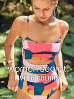 Ofertas de Women'Secret, Live in colors