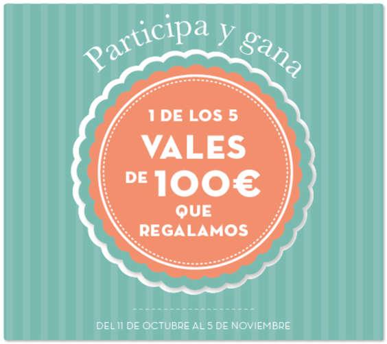 Ofertas de Tea Shop, Gana 1 de los 5 vales de 100€ que regalamos