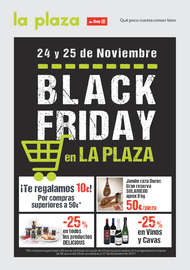 Black Friday en La Plaza