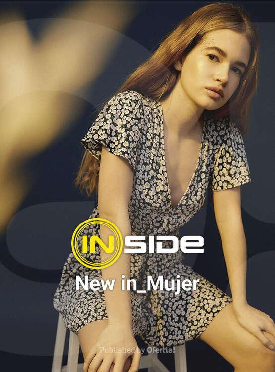 Ofertas de Inside, New In Mujer
