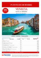 Ofertas de Soltour, Venecia