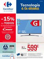 Ofertas de Carrefour, Tecnología a tu alcance