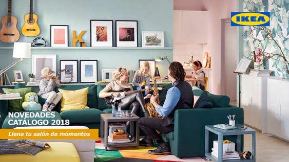 Ikea barcelona cat logo ofertas y folletos ofertia for Ikea malaga telefono