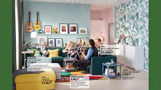 IKEA Sofás y sillones - Ofertas y catálogos destacados - Ofertia