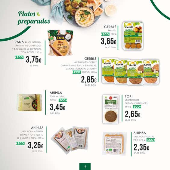 Ofertas de HiperDino, Productos Ecológicos