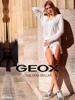 Ofertas de Geox, Lista para brillar