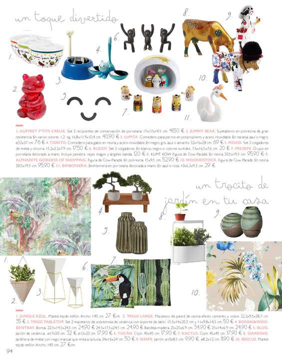 Ofertas de La Oca, Colección 18-19