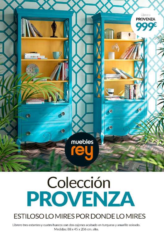 Muebles rey ofertas cat logo y folletos ofertia for Ofertas muebles rey zaragoza