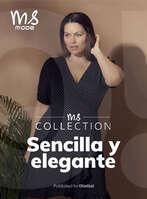 Ofertas de MS Mode, Sencilla y elegante
