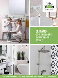 El baño que imaginas, lo hacemos para ti