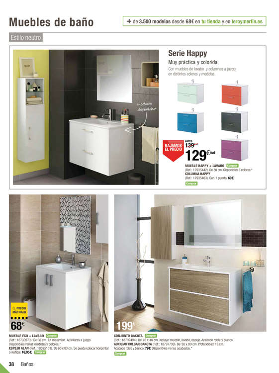 comprar mueble auxiliar baño barato en madrid - ofertia - Tiendas De Muebles De Bano En Madrid