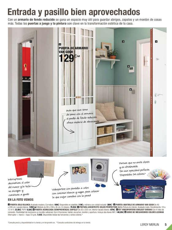Puertas armario leroy merlin cool montaje puertas - Armarios leroy merlin precio ...