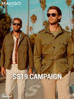 Ofertas de Mango Man, SS19 Campaign