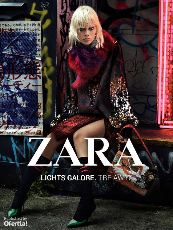 Ofertas de ZARA, Lights Galore