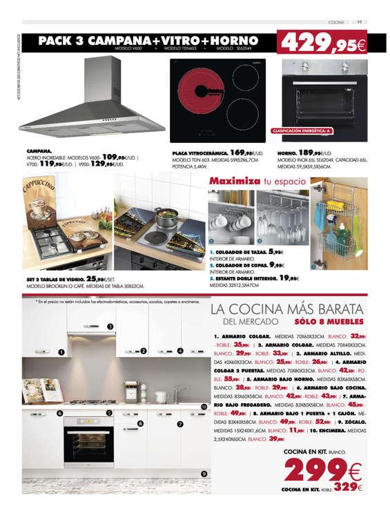Comprar Muebles de cocina barato en O Carballiño - Ofertia