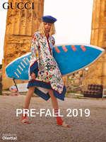 Ofertas de Gucci, Pre-Fall 2019