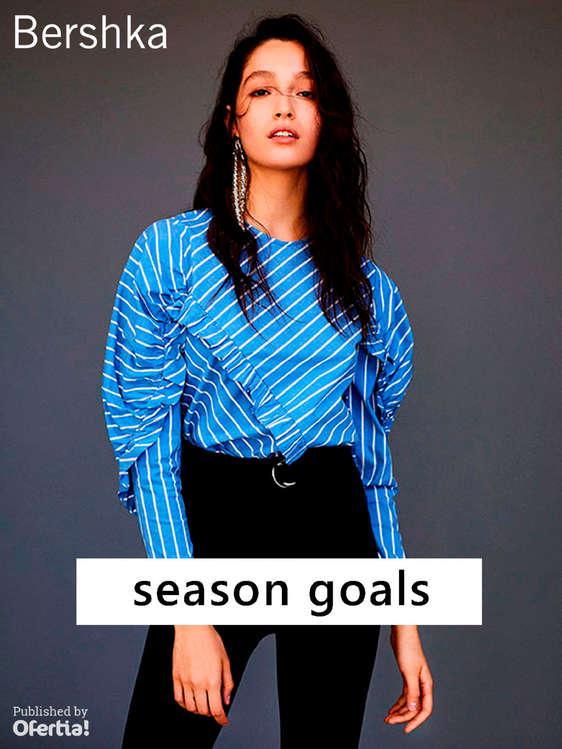 Ofertas de Bershka, Season Goals