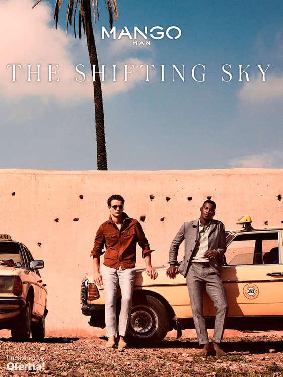 Ofertas de Mango Man, The shifting sky