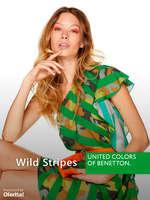 Ofertas de United Colors Of Benetton, Wild Stripes