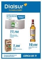 Ofertas de Cash&Carry Dialsur, Ahorra en Cash & Carry