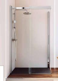 Platos de ducha, bañeras y mamparas