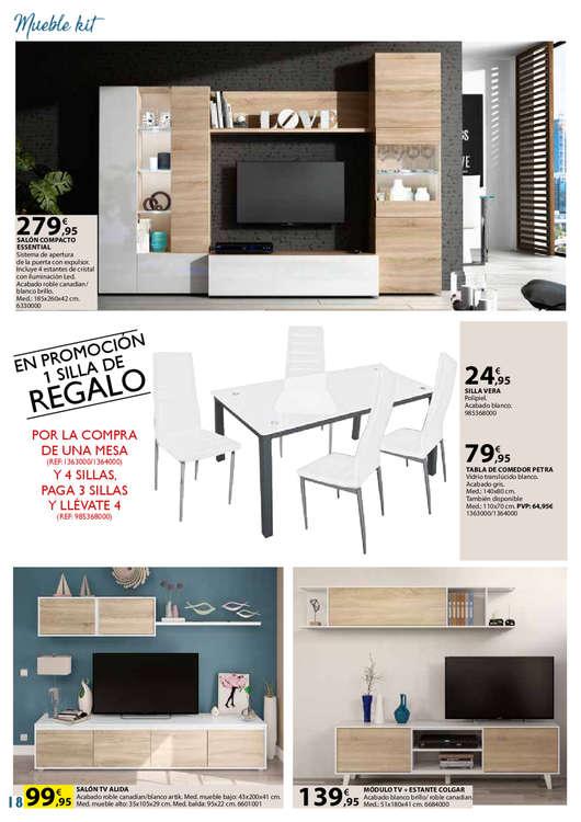 Comprar Muebles de comedor barato en Pineda de Mar - Ofertia