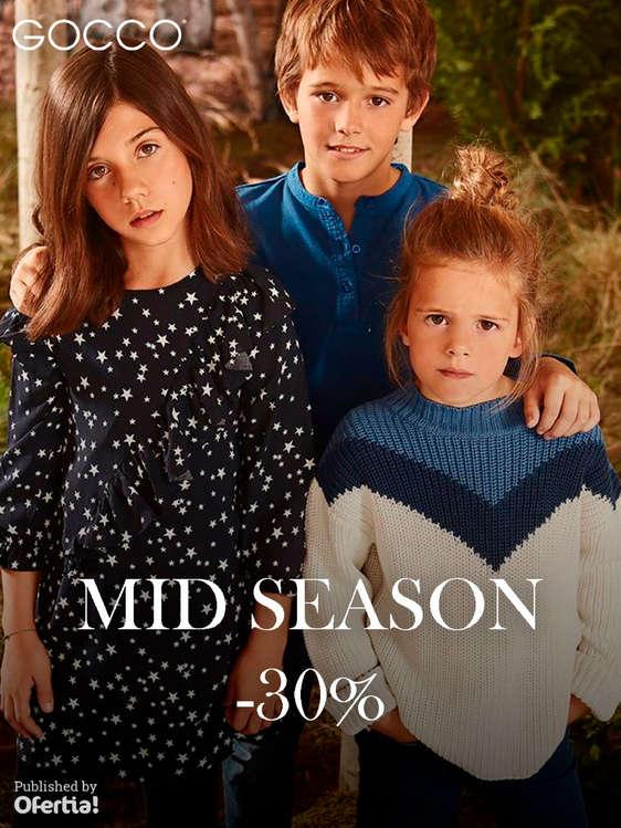 Ofertas de GOCCO, Mid Season