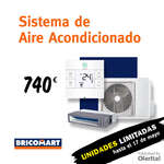 Ofertas de Bricomart, Sistema de Aire Acondicionado, unidades limitadas