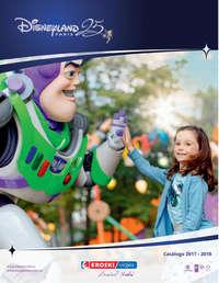 Disneyland 2017-18