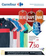 Ofertas de Carrefour, BEHERAPENAK