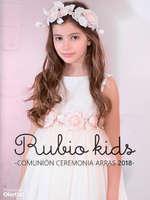 Ofertas de Rubio Kids, Comunión Ceremonia Arras 2018