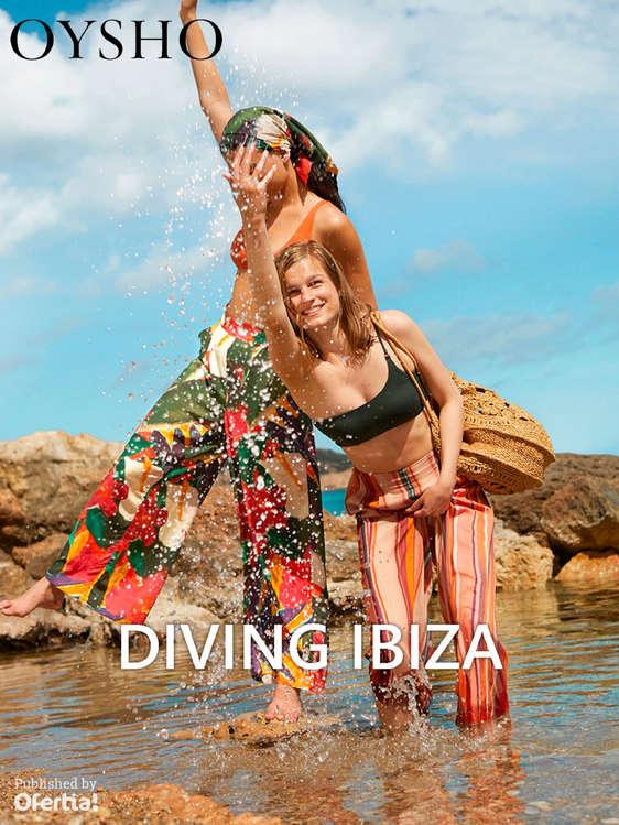 Ofertas de Oysho, Diving Ibiza