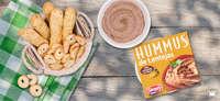 Hummus de Lentejas, ideal para dipear