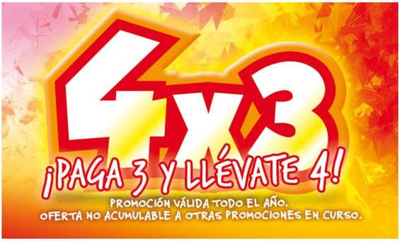 Ofertas de Petardos CM, 4x3