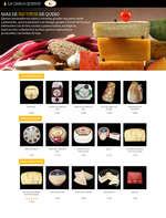 Ofertas de La Casa de los Quesos, Más de 150 tipos de queso
