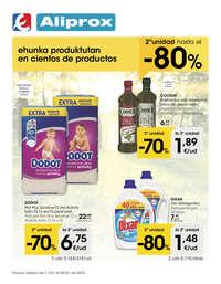 Ehunka produktutan en cientos de productos
