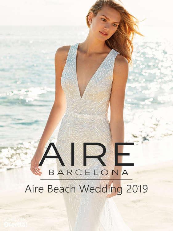 Ofertas de Aire Barcelona, Aire Beach Wedding 2019