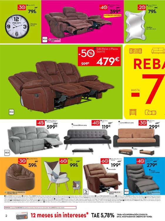 Conforama sof cama ofertas y cat logos destacados ofertia - Conforama sevilla catalogo ...