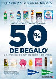 Las mejores marcas con 50% de regalo