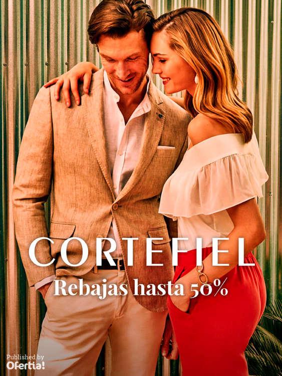 Ofertas de Cortefiel, Rebajas hasta 50%
