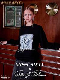Miss Sixty x Marilyn Monroe
