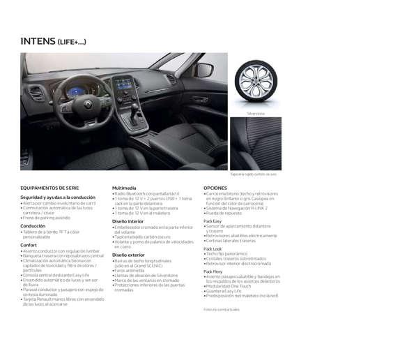 Ofertas de Renault, Scenic